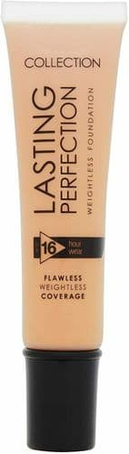 12 x Collection Lasting Perfection Foundation Weightless | Cool Caramel  | TUBES